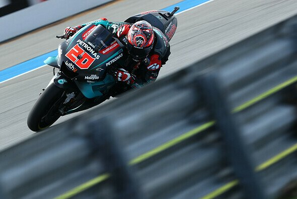 Fabio Quartararo holte seine vierte MotoGP-Pole-Position - Foto: LAT Images