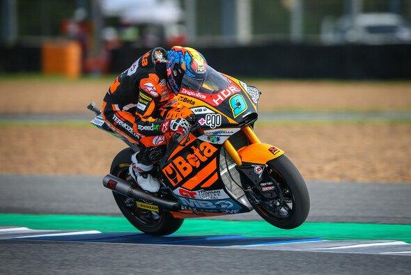 Jorge Navarro startet in Valencia von der Moto2-Pole - Foto: Tobias Linke