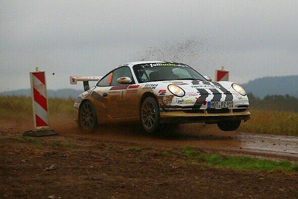 Ruben Zeltner gewinnt bei Jubiläum im Erzgebirge die Division 2 - Foto: ADAC Rallye Masters
