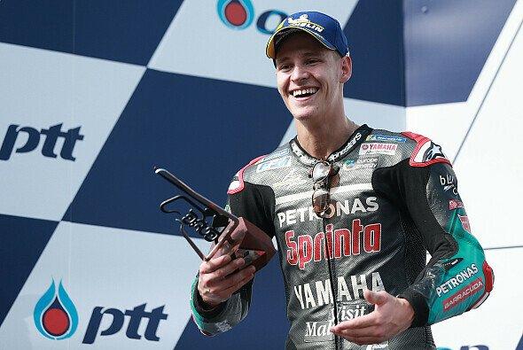 Fabio Quartararo: Der Senkrechtstarter der MotoGP kam in der Moto2 und Moto3 nicht in die Gänge - Foto: LAT Images