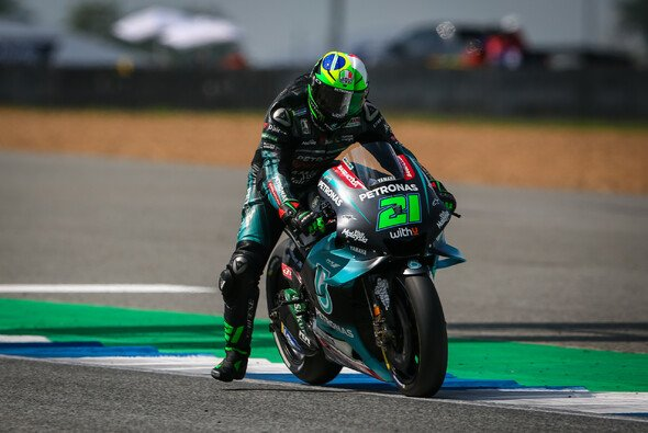 Franco Morbidelli wurde am Trainings-Freitag in Motegi Sechster - Foto: Tobias Linke
