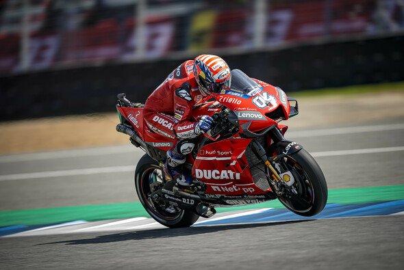 Ducati führt die Team-Wertung in der MotoGP an - Foto: Ducati