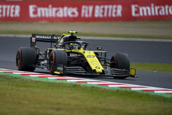 Beide Renaults wurden nach dem Japan GP disqualifiziert - Foto: LAT Images