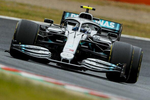 Mercedes hat in Japan mit seinem Update einen Sprung gemacht - Foto: LAT Images