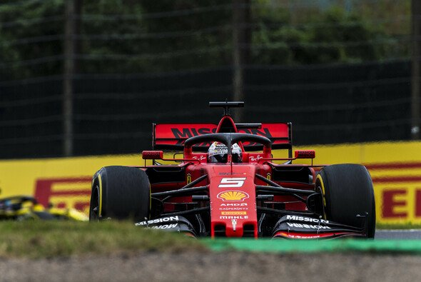 Die Formel 1 ruft vor Mexiko wieder Ferrari zu Favoriten aus - Foto: Ferrari