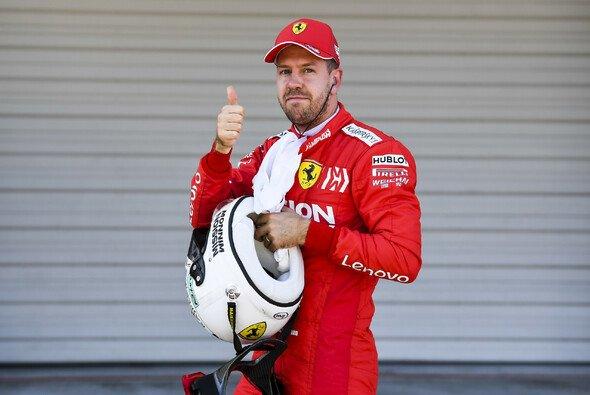 Sebastian Vettel hat im Qualifying in Japan ein Lebenszeichen gesendet - Foto: LAT Images