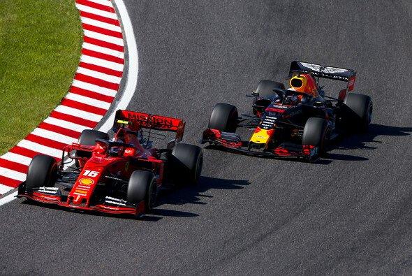 Ferrari sieht sich in der Lage, Red Bulls Mexiko-Serie zu beenden - Foto: LAT Images