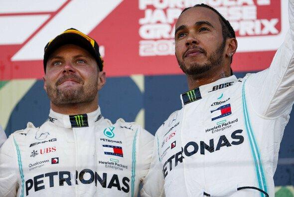 Kann Valtteri Bottas Lewis Hamilton den WM-Titel schon in Mexiko noch einmal verwehre? - Foto: LAT Images