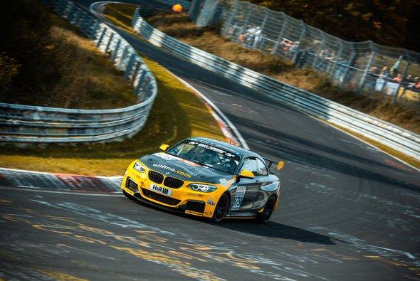 Die neue NLS-Klasse setzt auf 2er-BMW's - Foto: Felix Maurer