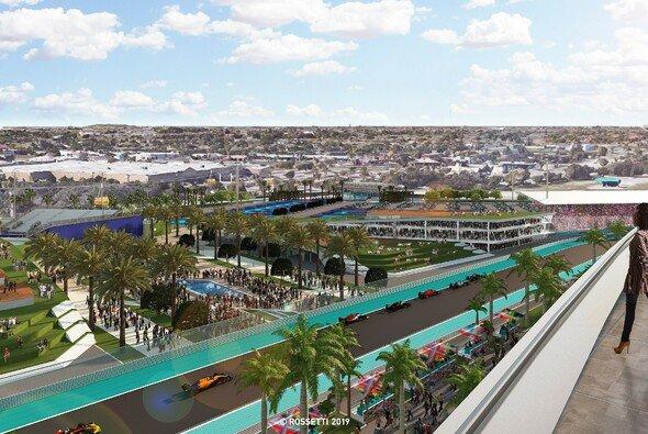 Die Formel 1 in Miami ist der Realität ein gutes Stück näher - Foto: F1 Miami Grand Prix