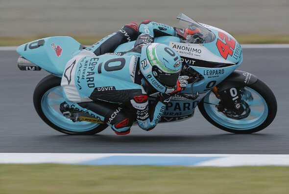 Marcos Ramirez steht auf Pole Position - Foto: Leopard Racing