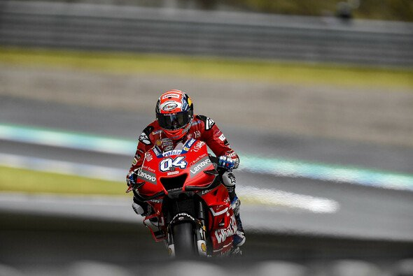 Andrea Dovizioso fuhr in Motegi am absoluten Limit - Foto: Ducati
