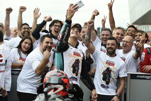 Dank der Erfolge von Quartararo intensivieren Petronas und Yamaha ihre Zusammenarbeit - Foto: LAT Images