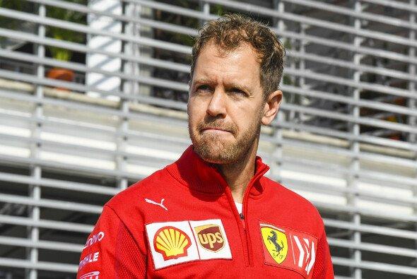 Sebastian Vettels Ferrari-Tage sind angezählt, nur mehr eine WM-Chance - Foto: LAT Images