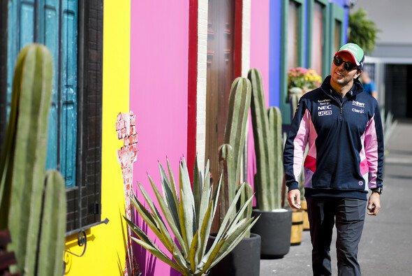 Die Formel 1 bereitet sich vor auf Mexiko - Foto: LAT Images