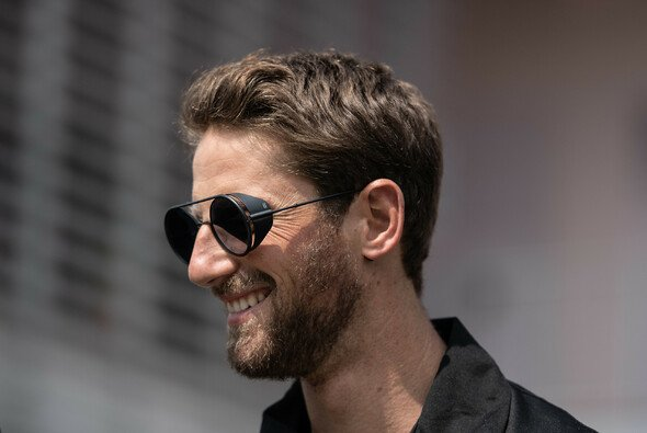 Romain Grosjean: Sitzt er bald am Steuer eines Mercedes? - Foto: LAT Images
