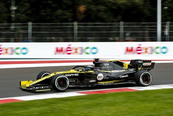 Daniel Ricciardo kommt auch ohne das Bremssystem im Renault zurecht. - Foto: LAT Images