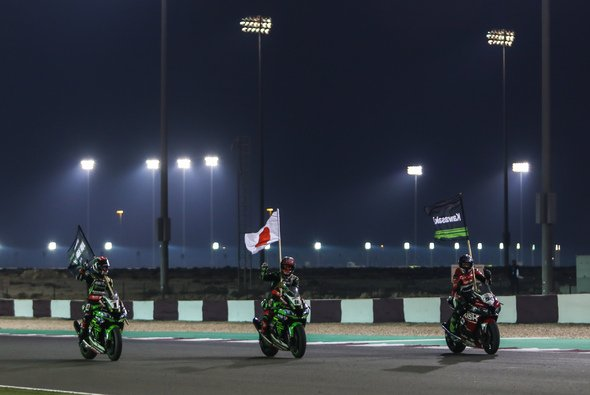 Auch das Superbike-Rennen in Katar findet vorerst nicht statt - Foto: WorldSBK