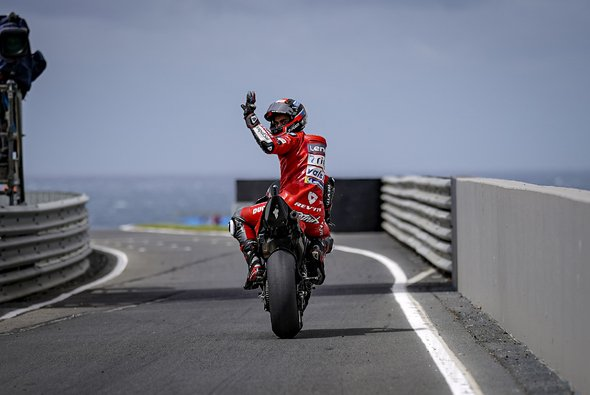 Kann Danilo Petrucci seinen Platz im Ducati-Werksteam 2021 halten? - Foto: Ducati