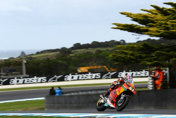 Brad Binder hat den australischen GP gewonnen - Foto: KTM