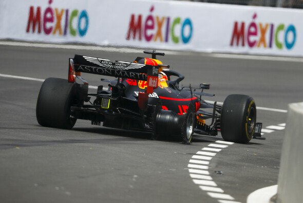 Mit Max Verstappens Mexiko-Wochenende ging es ab Samstag steil bergab - Foto: LAT Images