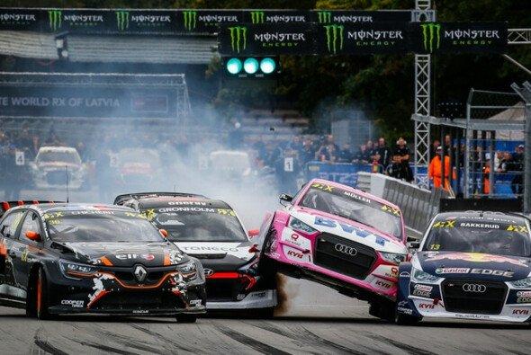 Die WRX gastiert 2020 zum ersten Mal auf dem Nürburgring - Foto: FIA WRX