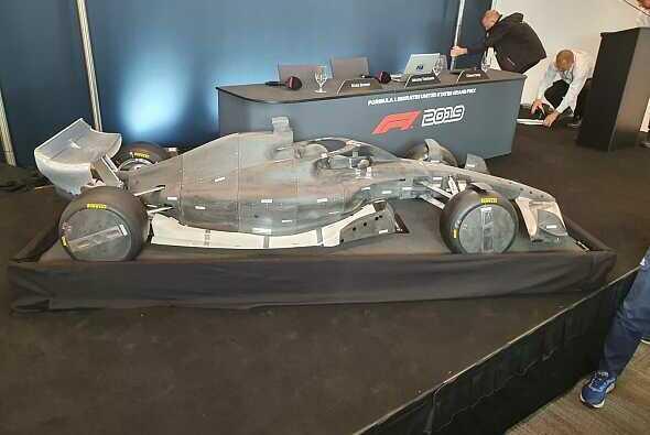 Das erste 2022er-Konzept aus dem Jahr 2019 - Foto: Motorsport-Magazin.com
