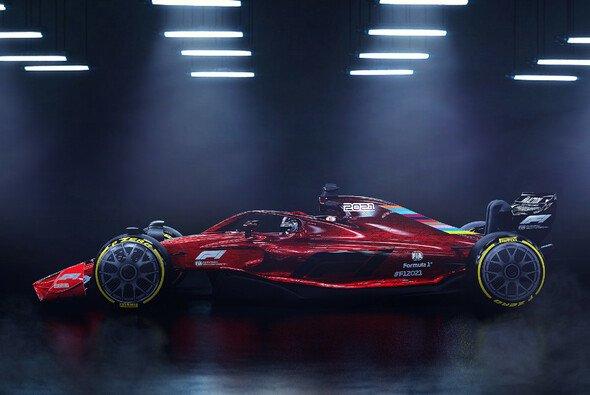 Das aktuelle 2021-Konzept der Formel 1, per Austin 2019 - Foto: Formula One Media