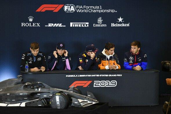 Motorsport-Magazin.com bewertet die Leistung der Formel-1-Jugend - Foto: LAT Images