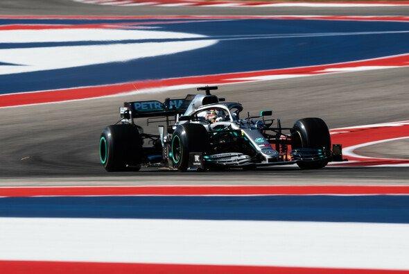 Weltmeister Lewis Hamilton fuhr im 2. Freien Training der Formel 1 in den USA die schnellste Rundenzeit - Foto: LAT Images