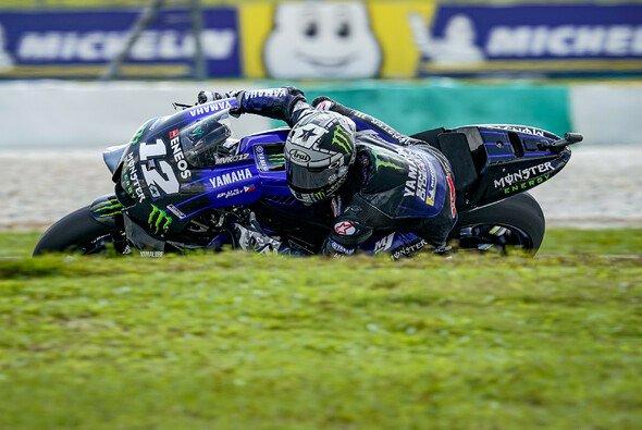 Maverick Vinales fuhr zum Sieg in Sepang - Foto: Yamaha