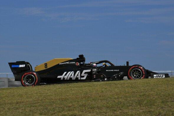 Für Haas läuft es auch in Austin nicht - Foto: LAT Images