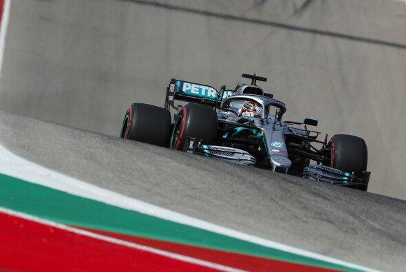 Lewis Hamilton wird in Austin höchstwahrscheinlich zum sechsten Mal Formel-1-Weltmeister - aber er gewinnt den USA GP 2019? - Foto: LAT Images