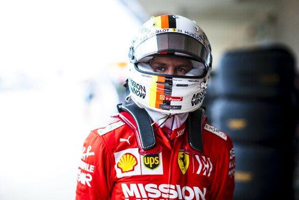 Sebastian Vettels Chancen, auf Platz drei in der WM sind nach seinem USA-Ausfall geschwunden - Foto: Ferrari