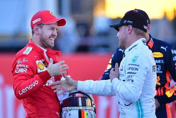 Trotz Startplatz zwei ärgerte sich Sebastian Vettel: Pole wäre drinnen gewesen - Foto: LAT Images