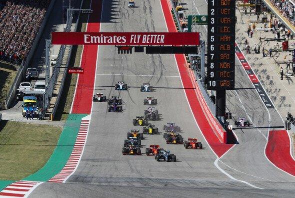 Nach einem Jahr Corona-Pause kehrt die Formel 1 2021 zurück nach Austin, Texas - Foto: LAT Images