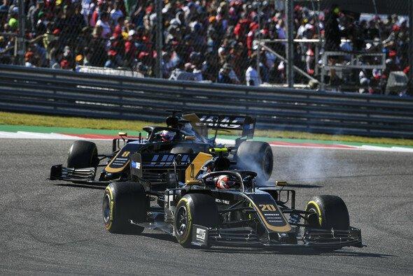 Für Haas lief das Rennen in Austin nicht so, wie man es sich vorgestellt hatte - Foto: LAT Images