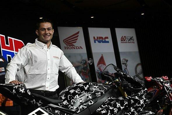 Leon Haslam wechselt von Kawasaki zu Honda - Foto: Honda