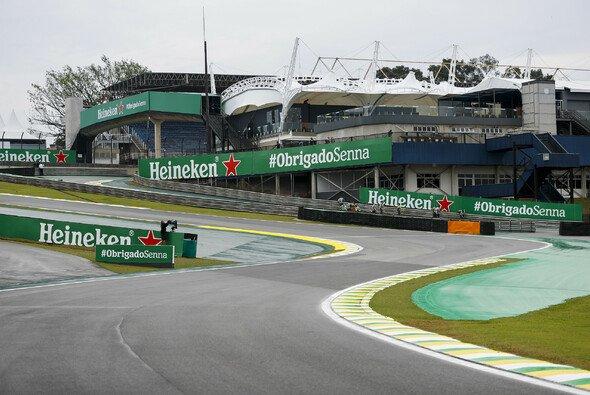 An diesem Wochenende findet auf der Strecke von Interlagos der Brasilien GP statt. - Foto: LAT Images