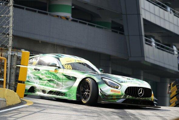 Marciello mit ungefährdetem Start-Ziel-Sieg beim Qualifikations-Rennen in Macau - Foto: LAT Images