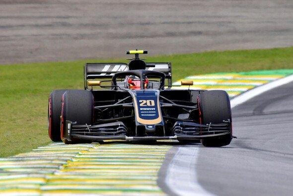 FHaaszinierende Vorstellung von Romain Grosjean und Kevin Magnussen im Qualifying in Brasilien - Foto: LAT Images