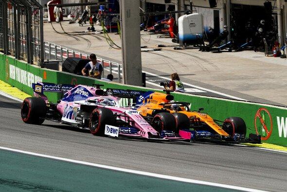 Racing Point brauchte 2019 lange, bis sie mit McLaren kämpfen konnten - Foto: LAT Images