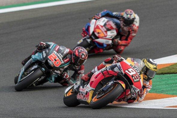 Könnten die MotoGP-Rennwochenenden in Zukunft verkürzt werden? - Foto: Repsol