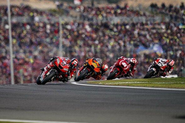 Erstmals seit 2002 findet das MotoGP-Finale nicht in Valencia statt - Foto: Ducati
