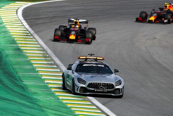 Valtteri Bottas löste in Brasilien eine Safety-Car-Phase aus - Foto: LAT Images