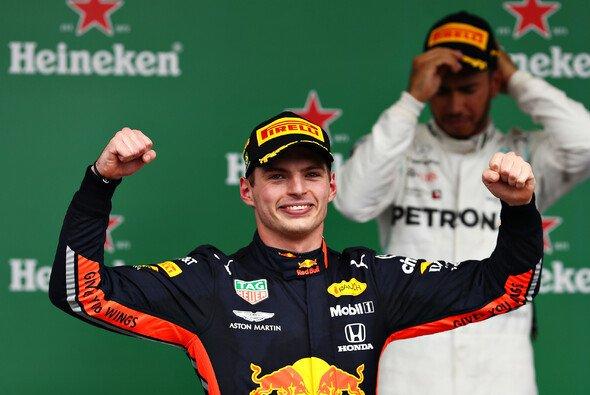 Max Verstappen will Lewis Hamilton in der Formel-1-Saison 2020 am siebten WM-Titel hindern - Foto: Red Bull