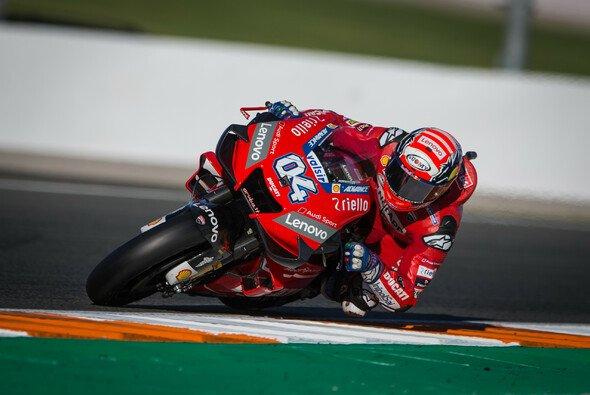 Dovizioso konnte die Ducati in Valencia leichter um die Kurve bringen - Foto: Tobias Linke