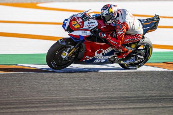 Dieses Jahr findet das MotoGP-Saisonfinale nicht in Valencia statt - Foto: Pramac