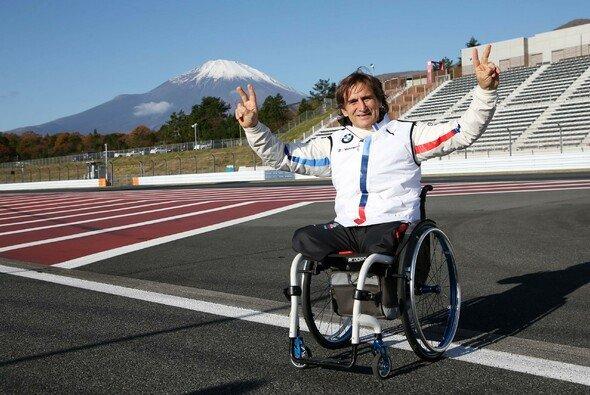 Alex Zanardi befindet sich in stabilem aber ernstem Zustand - Foto: BMW Motorsport