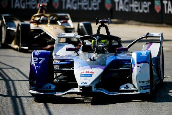 Alexander Sims wird von der Pole Position ins Rennen gehen. - Foto: LAT Images